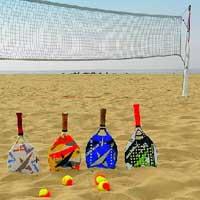 Paplūdimio tenisas