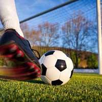 Futbolo įranga
